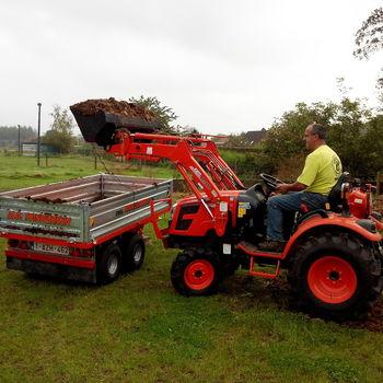 Vercauteren Tuinaanleg & Onderhoud – Loonwerken