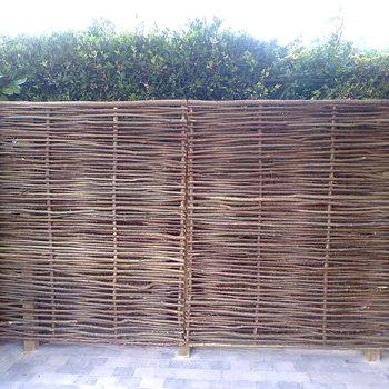 Vercauteren Tuinaanleg & Onderhoud – Afsluitingen & tuinhuizen